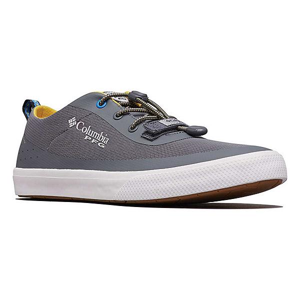 Columbia Dorado CVO PFG Mens Shoes 2020, Titanium Grey Steel-Electron Y, 600