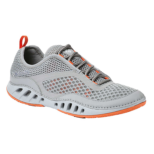 Columbia Drainmaker 3D Mens Watershoes, Monument-White, 600