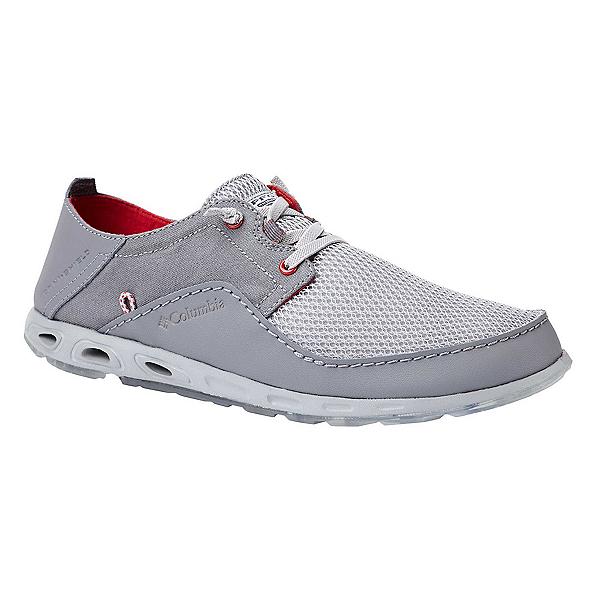 Columbia Bahama Relaxed Marlin PFG Mens Shoes, Titanium Grey Steel-Intense Re, 600