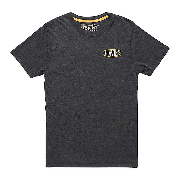 Howler Brothers Select Mens T-Shirt, Endless Howler Charcoal, 600