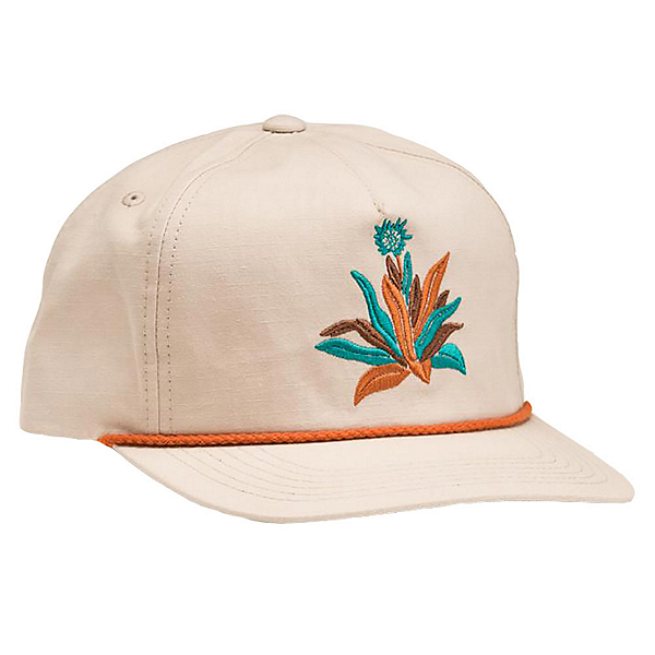 Howler Brothers Unstructured Snapback Hat, Agave Stone, 600