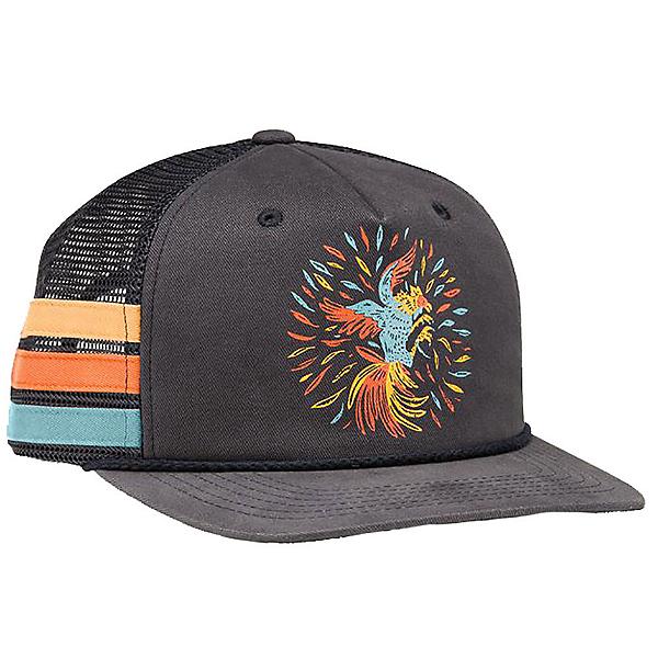 Howler Brothers Snapback Hat, Gallos Solo Navy-Grey, 600