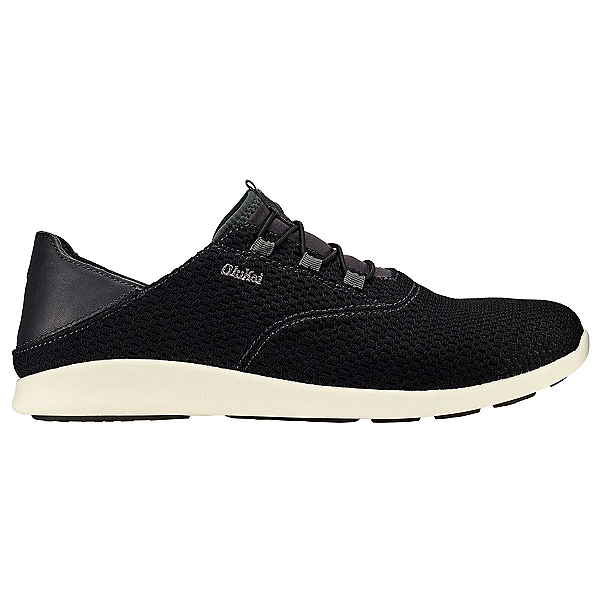OluKai Alapa Li Mens Watershoes, Black-Dark Shadow, 600