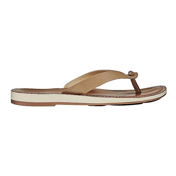 OluKai Nohie Womens Flip Flops, Sting-Tan, 600