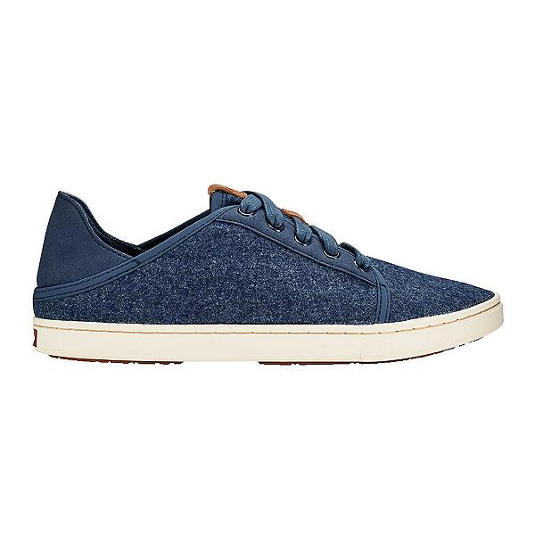OluKai Pehuea Li Womens Shoes, Vintage Indigo-Vintage Indigo, 600