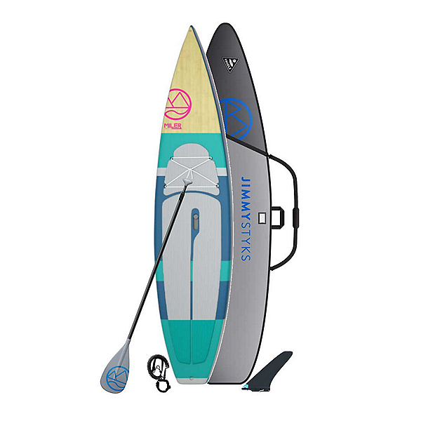 Jimmy Styks Miler Recreational Stand Up Paddleboard, , 600