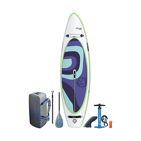 Jimmy Styks Asana Inflatable Stand Up Paddleboard 2018