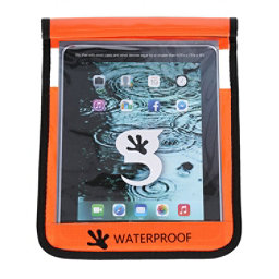 973f7f24e9 ... colorswatch30 Geckobrands Waterproof Large Tablet Bag Dry Bag 2019