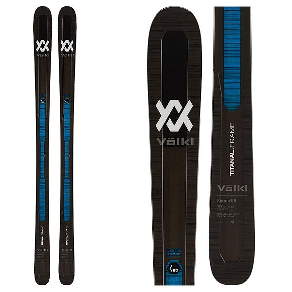 Volkl Kendo 88 Skis, , 600
