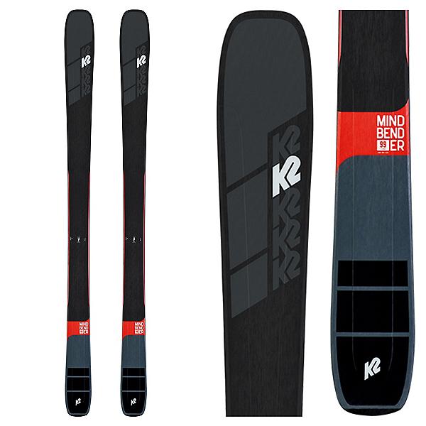 K2 Mindbender 99Ti Skis, , 600
