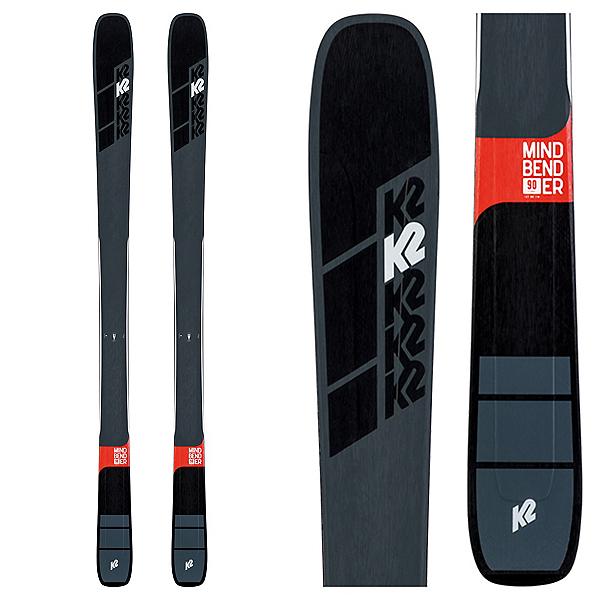 K2 Mindbender 90Ti Skis 2020, , 600