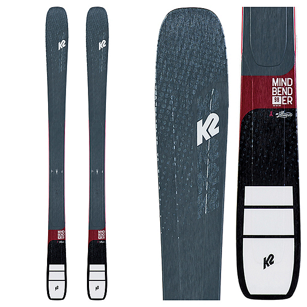 K2 Mindbender 98Ti Alliance Womens Skis 2020, , 600