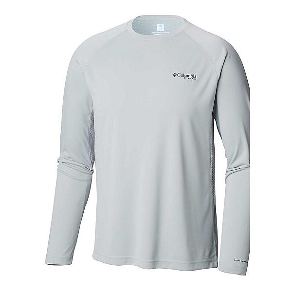 Columbia Cast Away Zero II Mens Shirt, Cool Grey, 600