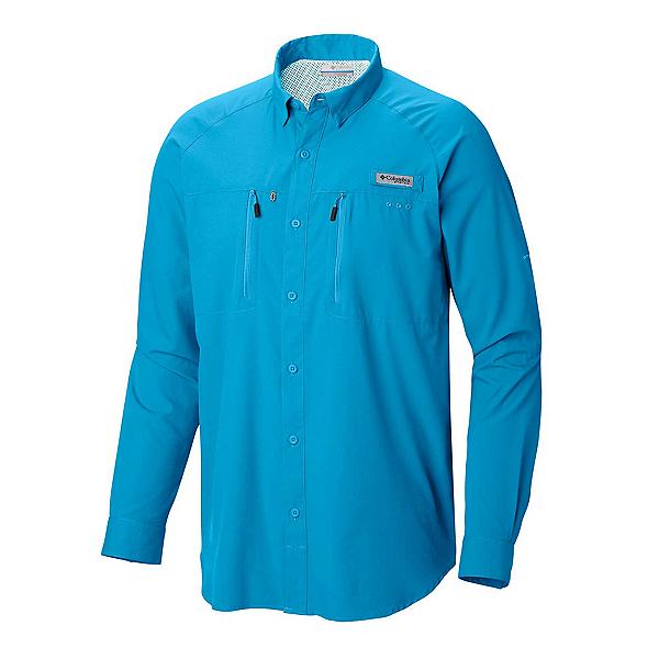 Columbia Terminal Tackle Long Sleeve Woven Mens Shirt 2019, , 600