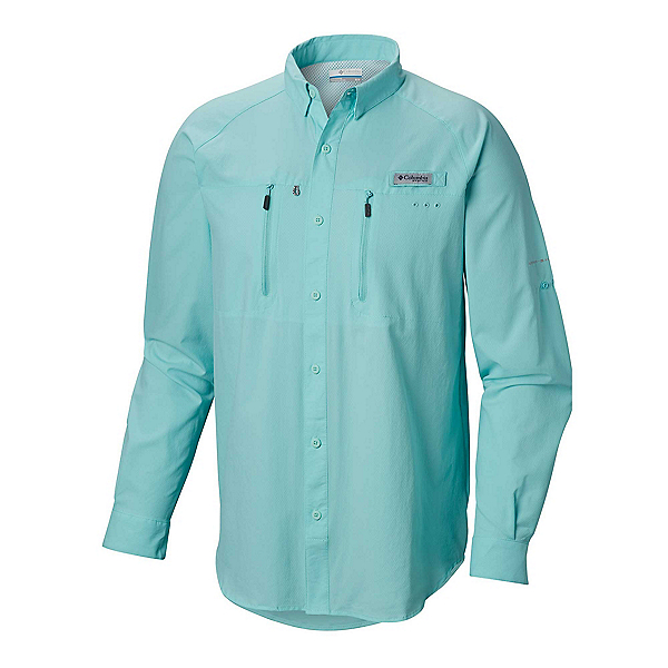 Columbia Terminal Tackle Long Sleeve Woven Mens Shirt, , 600