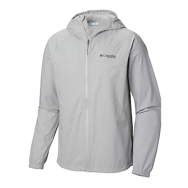 Columbia Tamiami Hurricane Mens Jacket 2020, Cool Grey, 600