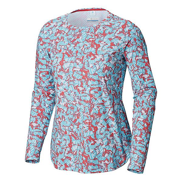 822963f41 Columbia Printed PFG Zero Long Sleeve Womens Shirt 2019