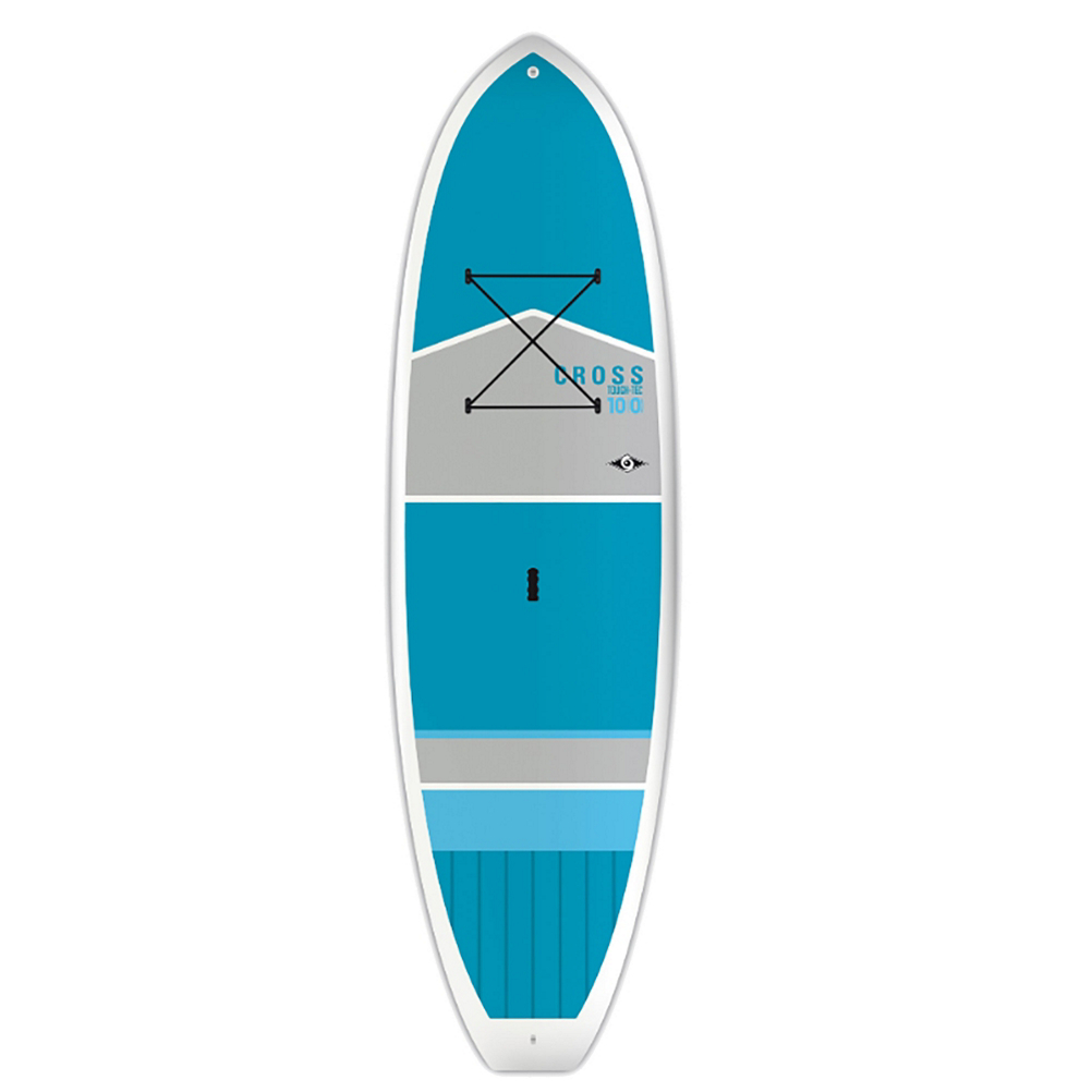 BIC Sport 10'0 Cross Tough Recreational Stand Up Paddleboard 2019