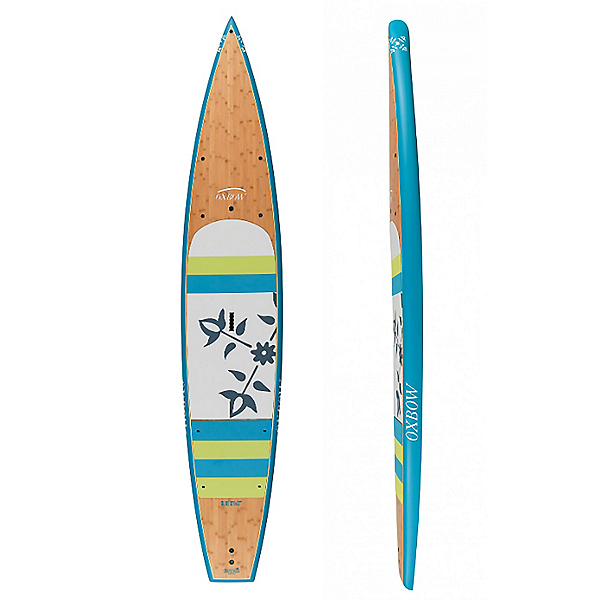 Oxbow - BIC Sport Glide 12'6 Touring Stand Up Paddleboard, Bamboo-Green, 600