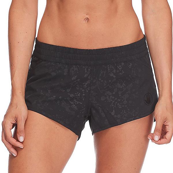 Body Glove Wailea Womens Board Shorts, Black, 600