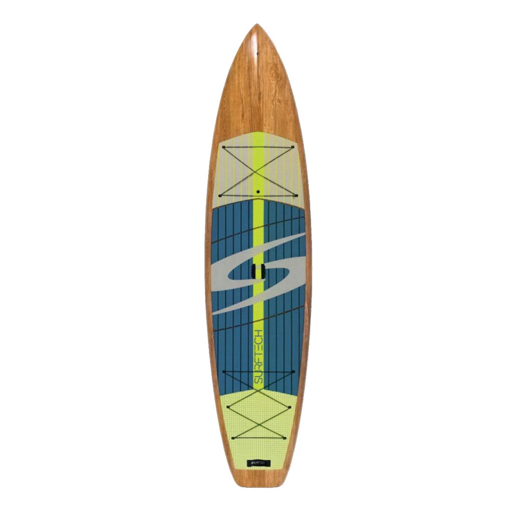 Surftech Promenade 11'6 Touring Stand Up Paddleboard im test