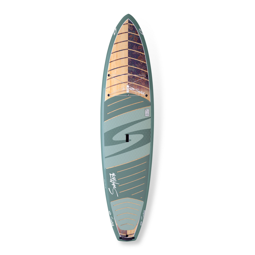 Surftech Prana Bark Aleka 10'4 Recreational Stand Up Paddleboard im test