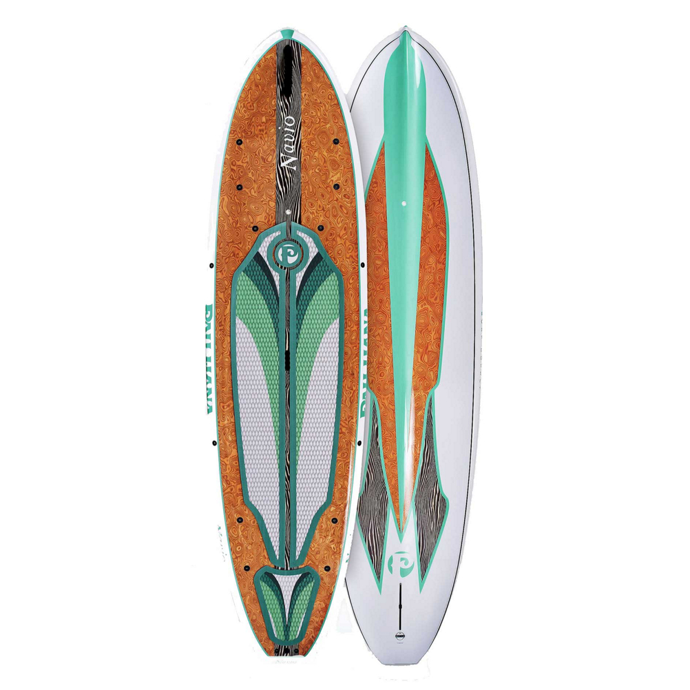 Pau Hana Navio 11'0 Recreational Stand Up Paddleboard 2020 im test