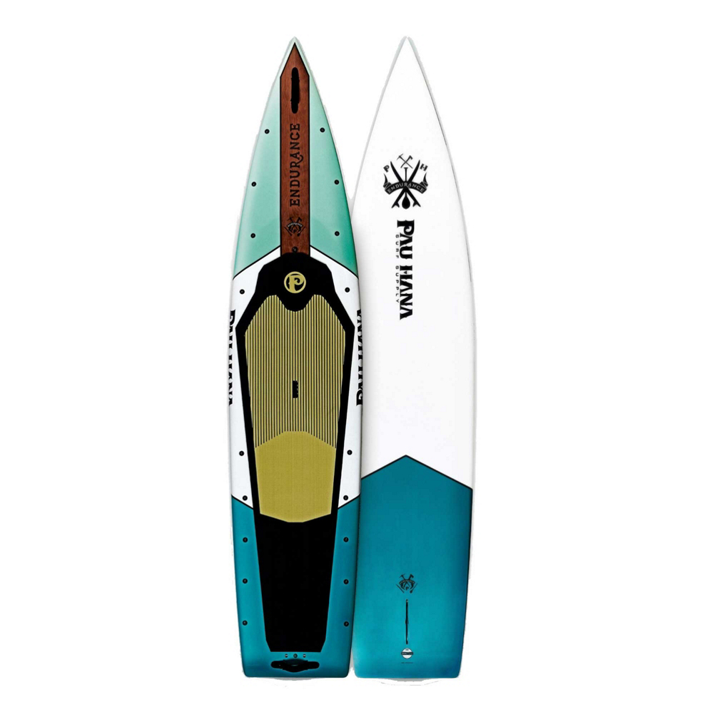 Pau Hana Endurance 12'0 Touring Stand Up Paddleboard 2020 im test