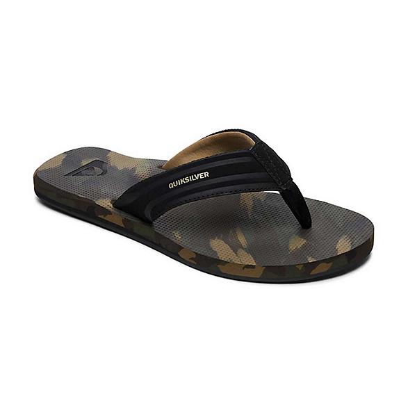 Quiksilver Island Oasis Mens Flip Flops, , 600