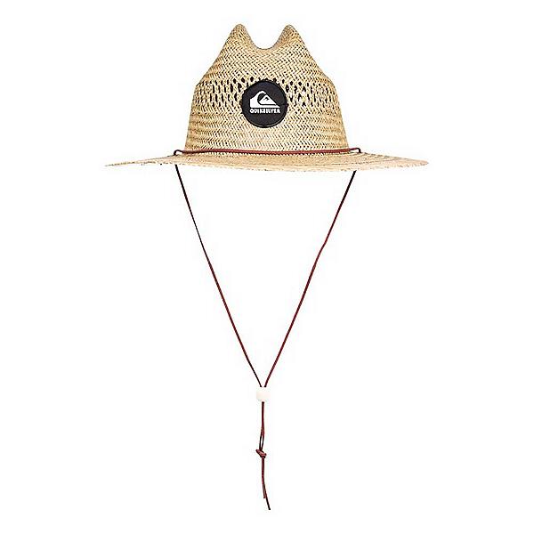 Quiksilver Pierside Slimbot Straw Lifeguard Hat, , 600