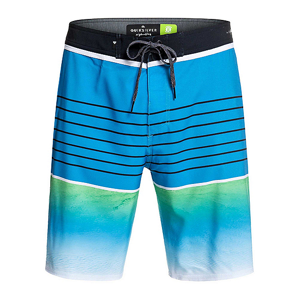 Quiksilver Highline Slab Mens Board Shorts 2019, Malibu, 600
