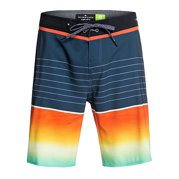 Quiksilver Highline Slab Mens Board Shorts 2019, , 600