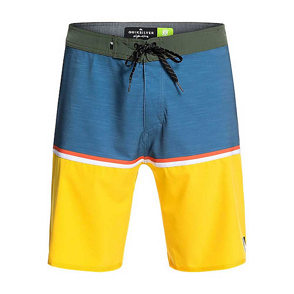 Quiksilver Highline Division Mens Board Shorts, Stellar, 600