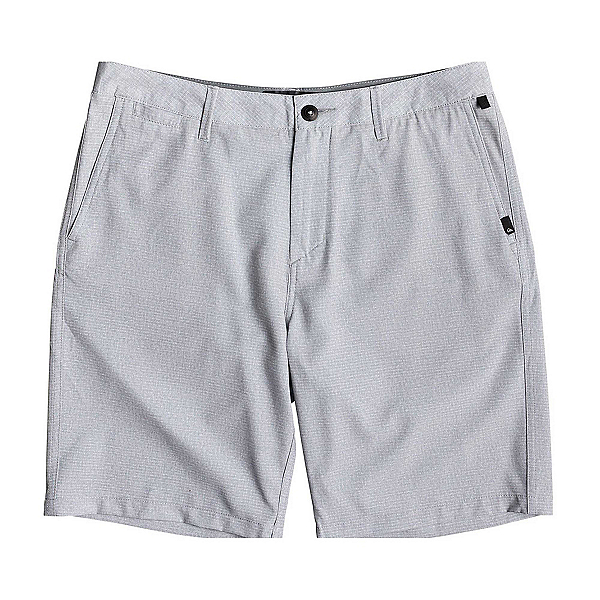 Quiksilver Union Heather Amphibian Mens Hybrid Shorts, , 600