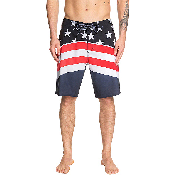 Quiksilver Highline Freedom Mens Board Shorts, , 600