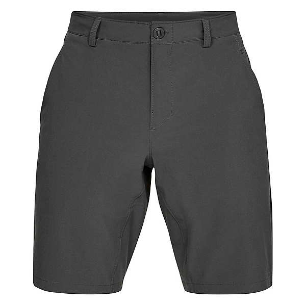 Under Armour Mantra Mens Hybrid Shorts, Jet Gray-Jet Gray, 600