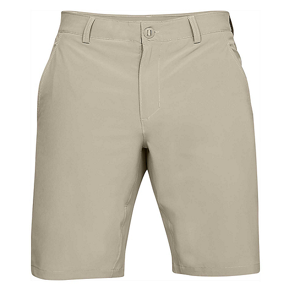 Under Armour Mantra Mens Hybrid Shorts, Barley-Barley, 600