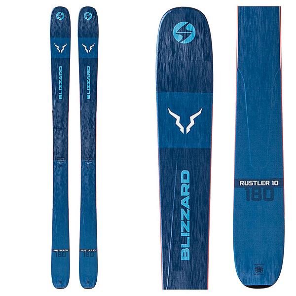 Blizzard Rustler 10 Skis 2020, , 600