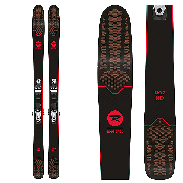 Rossignol Sky 7 HD Skis with SPX 12 Konect Bindings, , 600