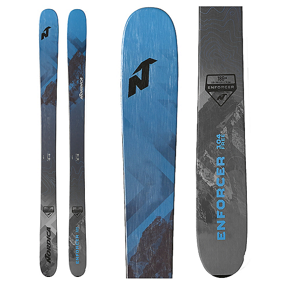 Nordica Enforcer 104 Free Skis 2020, , 600