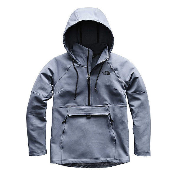 The North Face Tekno Ridge Pullover Womens Hoodie, Grisaille Grey-Grisaille Grey, 600