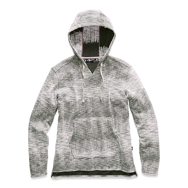 The North Face Wells Cove Pullover Womens Hoodie, Pink Salt Heather, 600