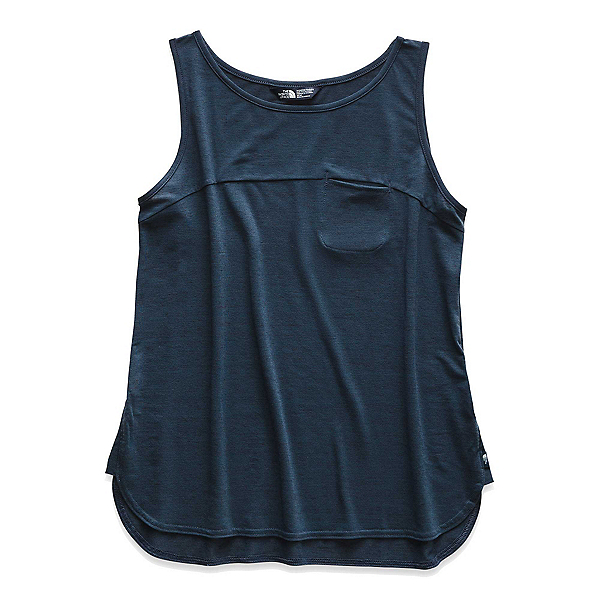 The North Face Summerton Tank Top (Previous Season), Blue Wing Teal Heather, 600