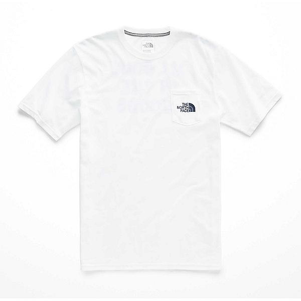 The North Face Camping Notes Pocket Mens T-Shirt (Previous Season), , 600