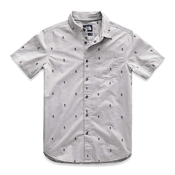 The North Face Baytrail Jacquard Mens Shirt (Previous Season), , 600