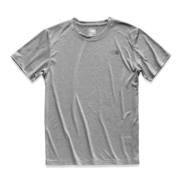 The North Face Hyperlayer FD Mens Shirt (Previous Season), TNF Light Grey Heather, 600