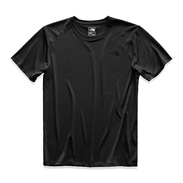 The North Face Hyperlayer FD Mens Shirt (Previous Season) 2019, TNF Black Heather, 600