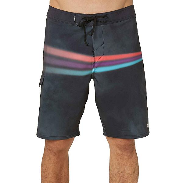 O'Neill Zap Mens Board Shorts, Black, 600