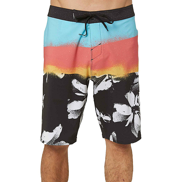 O'Neill Hyperfreak Elevate Mens Board Shorts, , 600
