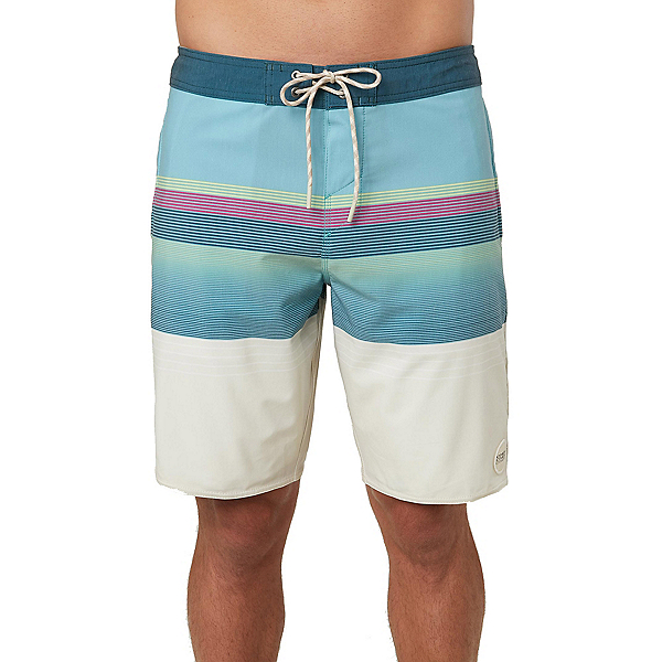 O'Neill Stripe Club Cruzer Mens Board Shorts, , 600